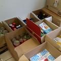 Successo della raccolta alimentare Caritas nei supermercati