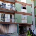 Fuga di gas e incendio in zona Sant'Andrea