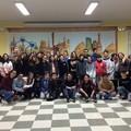 """La generazione dei giovani europei alla  """"Riccardo Monterisi """""""