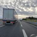 Incidente sull'A14, traffico rallentato