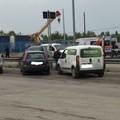 Scontro fra due auto in via Imbriani, per fortuna solo feriti lievi