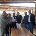 Incontro fra l'amministrazione comunale e l'ambasciatore svizzero in Italia