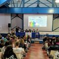 """Giornata mondiale contro l'omofobia, gli studenti del  """"Dell'Olio """" ci mettono la faccia"""