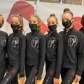 Tre ginnaste in finalissima per l'Iris in Veneto