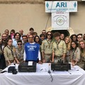 Jamboree on the air col Gruppo Scout Bisceglie