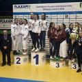 Terzo posto per la Puglia ai campionati italiani per rappresentative regionali di karate