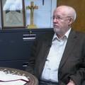 Il sacerdote americano Padre Hames Sheehan a Bisceglie