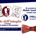 L'arte dell'intaglio di Michele Spadavecchia ... in mostra dal dentista