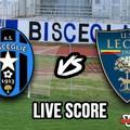 Bisceglie-Lecce 1-2: capolista spietata, nerazzurri beffati