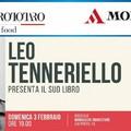 """Leo Tenneriello presenta il libro  """"La bellezza del caos """""""