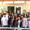 """Donazione di sangue degli studenti del liceo  """"da Vinci """""""