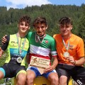 Ettore Loconsolo vicecampione italiano di mountain bike eliminator