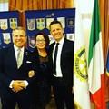Nicola Losapio premiato dal Rotary Club Bisceglie