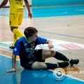 Futsal Bisceglie, brusca frenata