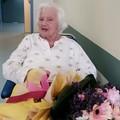 Dimessa dopo l'intervento al femore, mercoledì compirà 100 anni