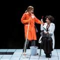 """Marina Massironi e Alessandra Faiella in scena al Politeama con  """"Rosalyn """""""