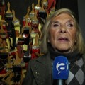 La gallerista di fama mondiale Marisa Del Re ricevuta a Palazzo San Domenico