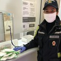 Coronavirus, donazione di mascherine alla Polizia Locale
