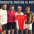 Mister Maurizio Di Pinto all'Alta Futsal