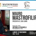 """Mauro Mastrofilippo presenta il suo libro  """"Aglaia """""""