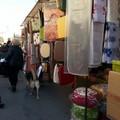 Mercato straordinario in piazza Vittorio Emanuele