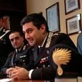 Il maggiore dei Carabinieri La Stella in servizio presso il Nucleo Investigativo di Cagliari