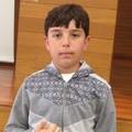 """Studente del terzo circolo alle finali dei Campionati Junior di matematica della  """"Bocconi """""""