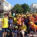 Fantastica esperienza per gli Aquilotti Lions al Minibasket in piazza