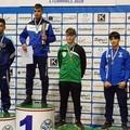 Mirko De Nichilo conquista il titolo italiano di lotta stile libero