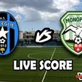 Bisceglie-Monopoli 1-1, il live score del derby