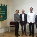 Nicola Losapio inaugura l'Anno Accademico Unitre
