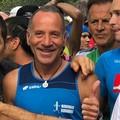 Nicolangelo D'Avanzo campione italiano master nella 24 ore di corsa su strada