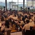 """L'orchestra della scuola media  """"Monterisi """" ritira il Premio Abbiati Scuola 2018"""