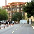 Cadavere ritrovato nelle vicinanze dell'ospedale