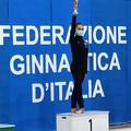 Due vittorie per la ginnasta biscegliese Abbadessa a Campobasso