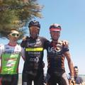 Gran Fondo Nibali, vince l'andriese Donato Cannone