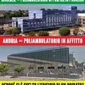 Poliambulatori, Coratella (5 Stelle): «Perché a Bisceglie su suolo pubblico e ad Andria su terreno privato?»