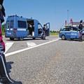 Scattano i controlli della Polizia Stradale sull'uso delle cinture di sicurezza