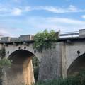 Divieto di transito pedonale sul Ponte Lama