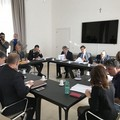 Incontro in Prefettura coi vertici provinciali delle Forze dell'ordine