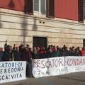 La protesta delle marinerie pugliesi prosegue a oltranza