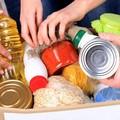 Raccolta alimentare promossa dalla Caritas cittadina