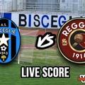 Bisceglie-Reggina 1-1, il live score