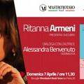 """Ritanna Armeni presenta il libro  """"Marina """""""