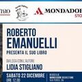"""Roberto Emanuelli presenta il suo libro """"Buonanotte a te"""""""