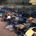 Giovani Comunisti preoccupati per l'escalation di roghi in città