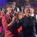 Ronn Moss a Bisceglie con l'Orchestra filarmonica pugliese