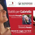 """Rossella Pompilio presenta il libro """"Battiti per Gabriella"""""""