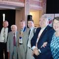 """Il premio  """"Paul Harris Fellow """" all'architetto Sinigaglia e al Rotary Club di Bisceglie"""