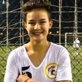 Sabrina Scommegna in nazionale Under 17